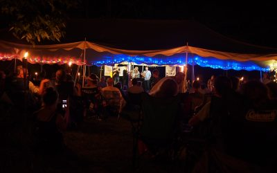 Big Music in the Woods Thanks!