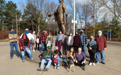 Another Successful Plaid Friday Hike